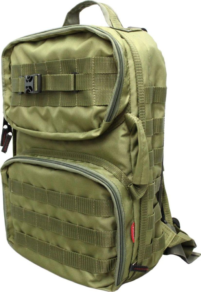 Рюкзак тактический Tplus 430, двухлямочный, цвет: оливковыйT004962Тактический рюкзак — это идеальный вариант для выживальщиков и охотников. Рюкзак играет самую важную роль в любом походе, вы должны быть уверены в его надёжности и быть довольны его функциональностью. Несомненно, чтобы удовлетворить эти потребности, вам нужно обязательно приобрести тактический рюкзак.На что следует обратить внимание при выборе тактического рюкзака:- качество материала- функциональность- объем- непромокаемостьРюкзак двух объёмный. Высокопрочный материал с водоотталкивающей поверхностью. Точки наибольшего напряжения швов имеют двойную прошивку. Специальная система набивок, предохраняющая содержимое рюкзака от ударов. Универсальная система крепления подсумков MOLLE позволяет опционально навешивать дополнительные подсумки на рюкзак в соответствии с необходимостью. Оптимальное расположение карманов и отделений, позволяющее иметь быстрый доступ к оборудованию и вещам. В спинке сделан потайной карман для оружия или нетбука (планшета). Удобная загрузка. Рюкзак двух объёмный, в спинке сделан потайной карман для оружия или нетбука(планшета) длиной не более 410 мм.