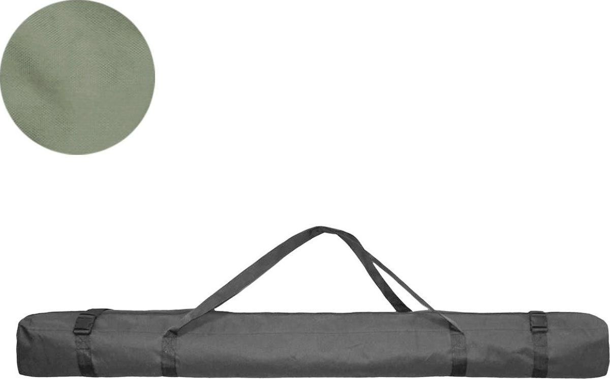 Транспортный чехол Tplus, 1600 х 150 х 150 мм, цвет: хакиT008437Чехлы продольные - идеально подойдут для хранения и транспортировки лыжного инвентаря, а также снаряжения для охоты, рыбалки и отдыха.
