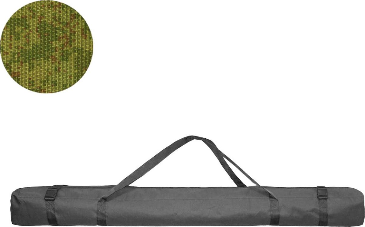Транспортный чехол Tplus, 1600 х 150 х 150 мм, цвет: цифраT008443Чехлы продольные - идеально подойдут для хранения и транспортировки лыжного инвентаря, а также снаряжения для охоты, рыбалки и отдыха.
