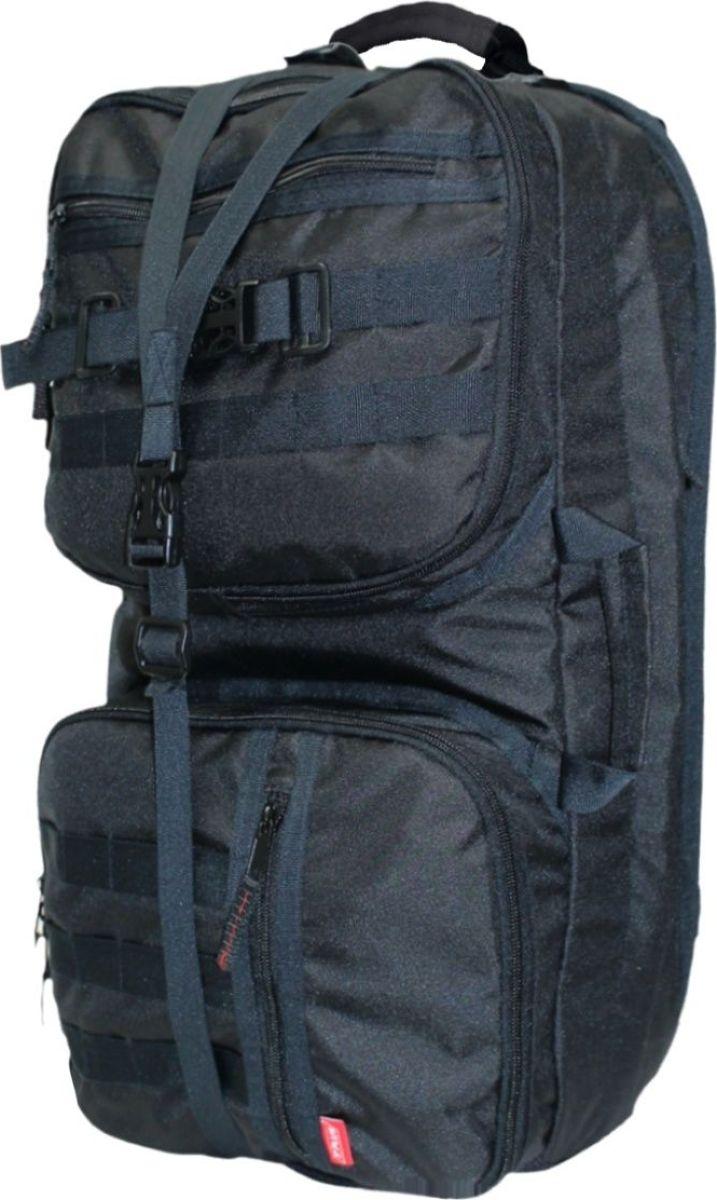 Рюкзак тактический Tplus 550, двухлямочный, цвет: черныйT009457Одно-лямочная конструкция рюкзака позволяет класть и вынимать вещи без его снятия, для этого достаточно просто передвинуть его со спины на грудь. Тактический рюкзак — это идеальный вариант для выживальщиков и охотников. Рюкзак играет самую важную роль в любом походе, вы должны быть уверены в его надёжности и быть довольны его функциональностью. Несомненно, чтобы удовлетворить эти потребности, вам нужно обязательно приобрести тактический рюкзак.На что следует обратить внимание при выборе тактического рюкзака:- качество материала- функциональность- объем- непромокаемостьРюкзак двух объёмный. Высокопрочный материал с водоотталкивающей поверхностью. Точки наибольшего напряжения швов имеют двойную прошивку. Специальная система набивок, предохраняющая содержимое рюкзака от ударов. Универсальная система крепления подсумков MOLLE позволяет опционально навешивать дополнительные подсумки на рюкзак в соответствии с необходимостью. Оптимальное расположение карманов и отделений, позволяющее иметь быстрый доступ к оборудованию и вещам. В спинке сделан потайной карман для оружия или нетбука (планшета). Удобная загрузка. Рюкзак двух объёмный, в спинке сделан потайной карман для оружия или нетбука(планшета) длиной не более 520 мм.