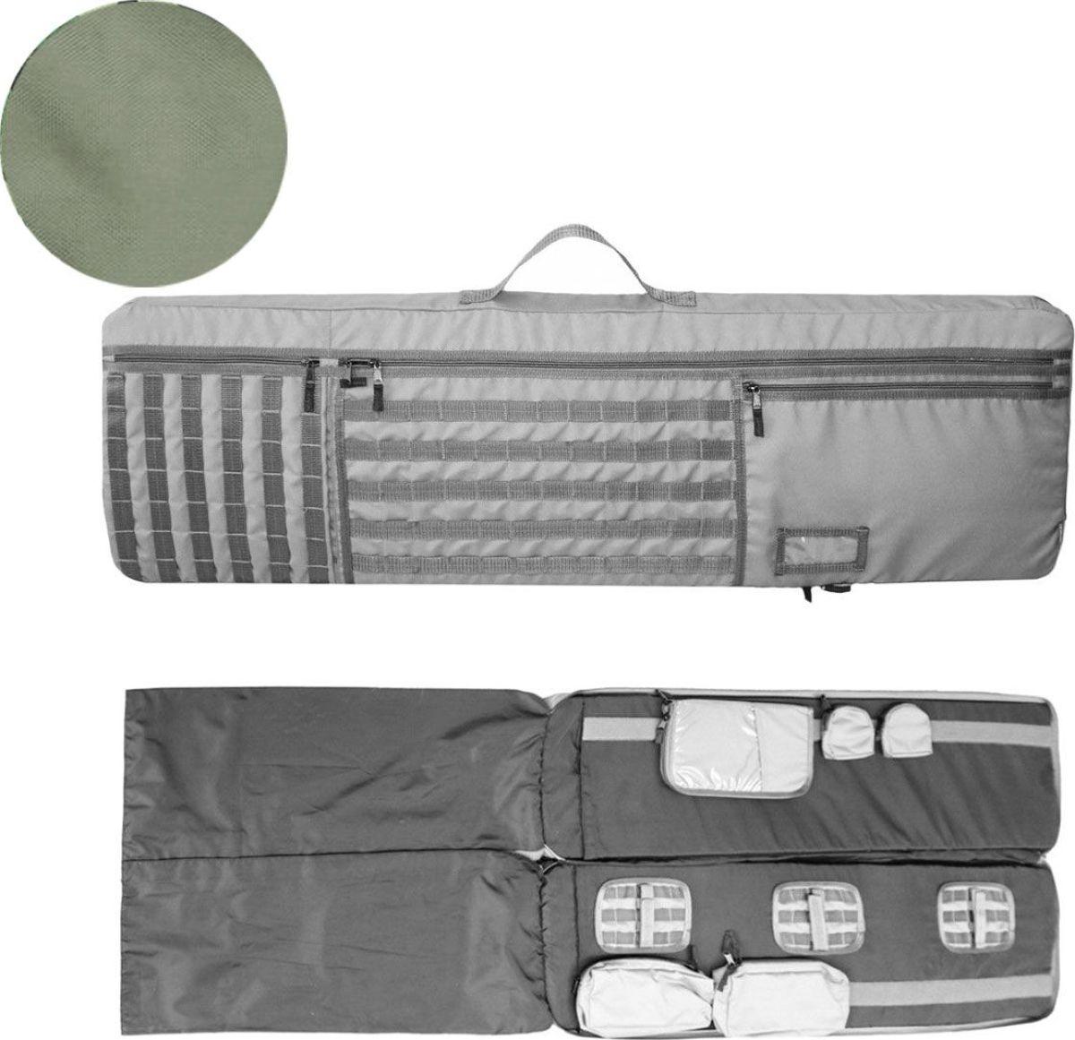 Чехол для оружия Tplus, 1200 х 350 х 50 мм, цвет: хаки