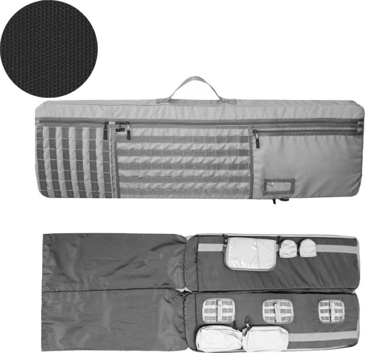 Чехол для оружия Tplus, 1200 х 350 х 50 мм, цвет: черный