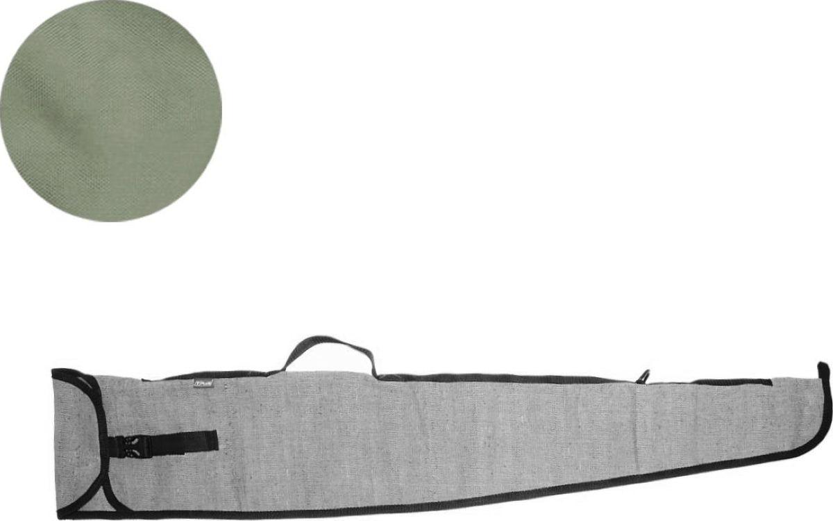 Чехол для оружия 110 Tplus, цвет: хакиT009914Предназначен для хранения и транспортировки оружия. Чехол имеет одно отделение, выполнен из прочной ткани, которая не промокает, не истирается и легко очищается от загрязнения.