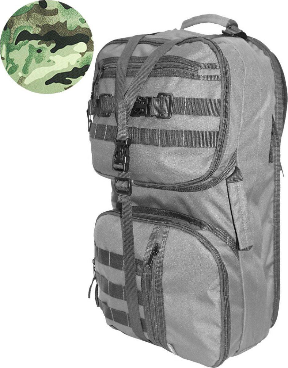 Рюкзак тактический Tplus 600, однолямочный, цвет: мультиколорT010261Одно-лямочная конструкция рюкзака позволяет класть и вынимать вещи без его снятия, для этого достаточно просто передвинуть его со спины на грудь. Тактический рюкзак — это идеальный вариант для выживальщиков и охотников. Рюкзак играет самую важную роль в любом походе, вы должны быть уверены в его надёжности и быть довольны его функциональностью. Несомненно, чтобы удовлетворить эти потребности, вам нужно обязательно приобрести тактический рюкзак.На что следует обратить внимание при выборе тактического рюкзака:- качество материала- функциональность- объем- непромокаемостьРюкзак двух объёмный. Высокопрочный материал с водоотталкивающей поверхностью. Точки наибольшего напряжения швов имеют двойную прошивку. Специальная система набивок, предохраняющая содержимое рюкзака от ударов. Универсальная система крепления подсумков MOLLE позволяет опционально навешивать дополнительные подсумки на рюкзак в соответствии с необходимостью. Оптимальное расположение карманов и отделений, позволяющее иметь быстрый доступ к оборудованию и вещам. В спинке сделан потайной карман для оружия или нетбука (планшета). Удобная загрузка. Рюкзак двух объёмный, в спинке сделан потайной карман для оружия или нетбука(планшета) длиной не более 570 мм.