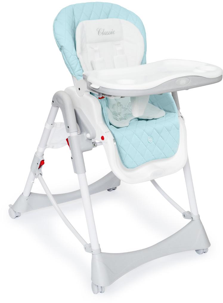 Стульчик для кормления Happy Baby William Blue -  Все для детского кормления