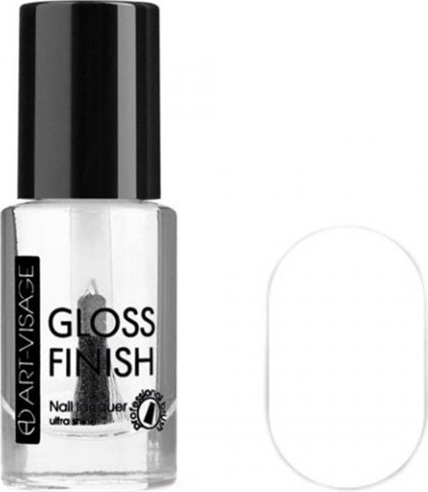 Art-Visage Лак для ногтей Gloss Finish nail lacquer, тон 102, 8,5 мл042539Новейшая гелевая текстура лака обеспечивает плотное нанесение, высокую стойкость, а также длительный мокрый эффект цвета на ваших ногтях! Красивый глянцевый цвет после первого нанесения. Безупречные ногти минимум 4 дня. Без формальдегида и толуола.