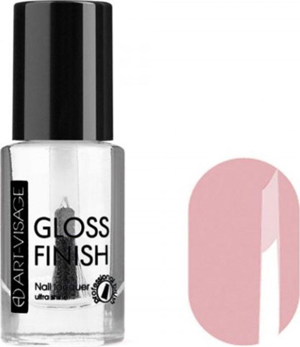 Art-Visage Лак для ногтей Gloss Finish nail lacquer, тон 103, 8,5 мл042553Новейшая гелевая текстура лака обеспечивает плотное нанесение, высокую стойкость, а также длительный мокрый эффект цвета на ваших ногтях! Красивый глянцевый цвет после первого нанесения. Безупречные ногти минимум 4 дня. Без формальдегида и толуола.
