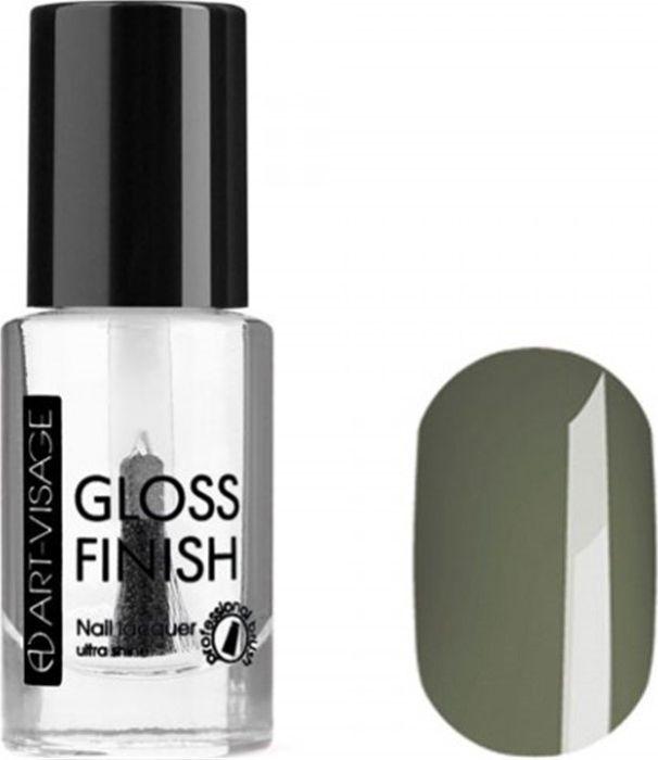 Art-Visage Лак для ногтей Gloss Finish nail lacquer, тон 109, 8,5 мл042676Новейшая гелевая текстура лака обеспечивает плотное нанесение, высокую стойкость, а также длительный мокрый эффект цвета на ваших ногтях! Красивый глянцевый цвет после первого нанесения. Безупречные ногти минимум 4 дня. Без формальдегида и толуола.