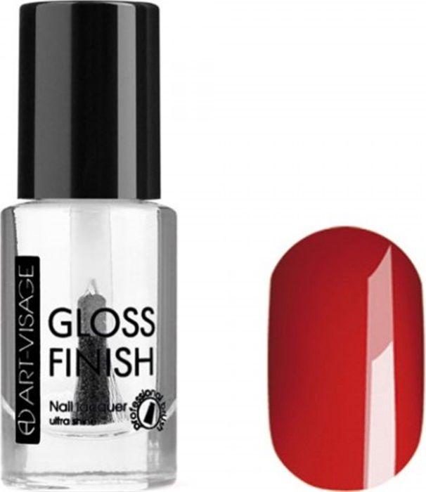 Art-Visage Лак для ногтей Gloss Finish nail lacquer, тон 117, 8,5 мл042836Новейшая гелевая текстура лака обеспечивает плотное нанесение, высокую стойкость, а также длительный мокрый эффект цвета на ваших ногтях! Красивый глянцевый цвет после первого нанесения. Безупречные ногти минимум 4 дня. Без формальдегида и толуола.Как ухаживать за ногтями: советы эксперта. Статья OZON Гид