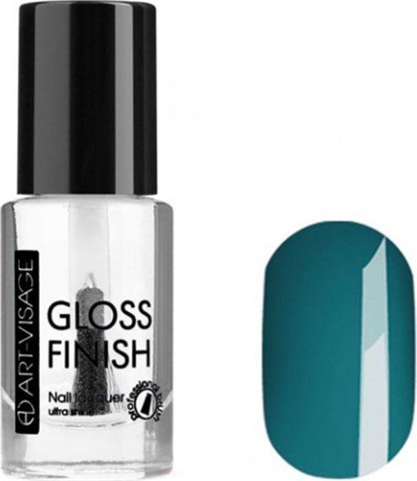 Art-Visage Лак для ногтей Gloss Finish nail lacquer, тон 127, 8,5 мл043031Новейшая гелевая текстура лака обеспечивает плотное нанесение, высокую стойкость, а также длительный мокрый эффект цвета на ваших ногтях! Красивый глянцевый цвет после первого нанесения. Безупречные ногти минимум 4 дня. Без формальдегида и толуола.Как ухаживать за ногтями: советы эксперта. Статья OZON Гид