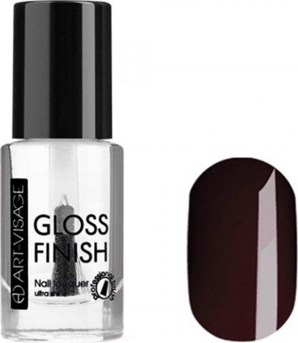 Art-Visage Лак для ногтей Gloss Finish nail lacquer, тон 130, 8,5 мл043093Новейшая гелевая текстура лака обеспечивает плотное нанесение, высокую стойкость, а также длительный мокрый эффект цвета на ваших ногтях! Красивый глянцевый цвет после первого нанесения. Безупречные ногти минимум 4 дня. Без формальдегида и толуола.Как ухаживать за ногтями: советы эксперта. Статья OZON Гид
