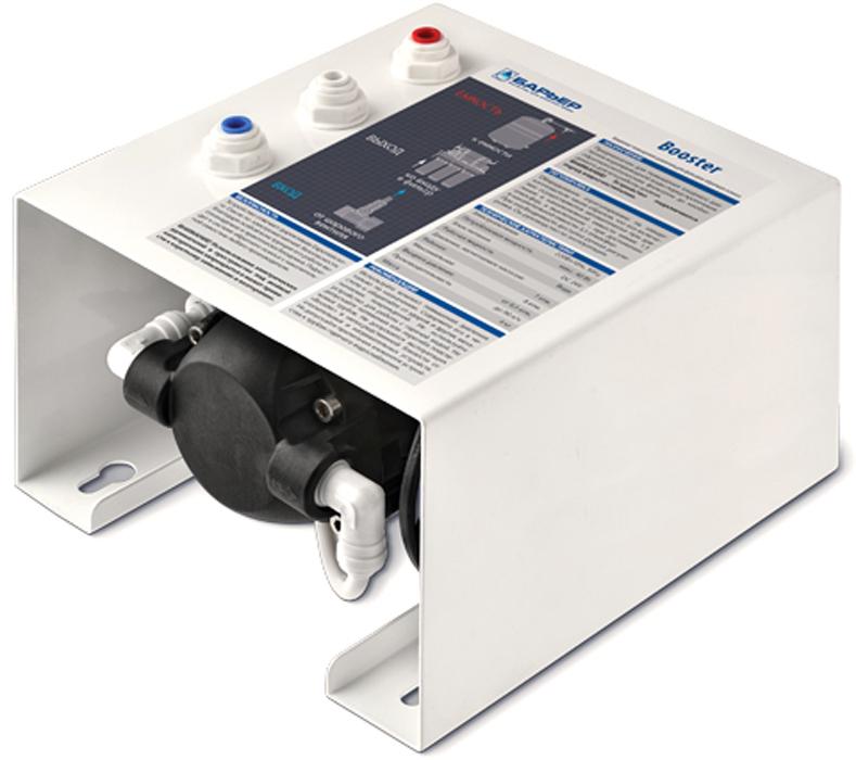 Комплект для повышения давления Барьер Профи Осмо Boost проточный фильтр барьер профи осмо 100