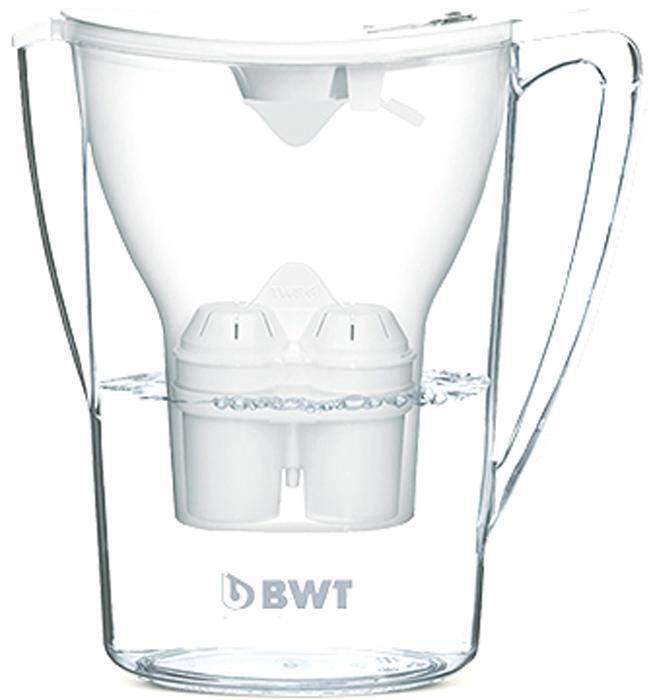 Фильтр-кувшин для доочистки воды BWT Пингвин, кокосовый ласси, 2,7 л9022001903273Инновационный фильтр-кувшин с запатентованной функцией обогащения воды магнием