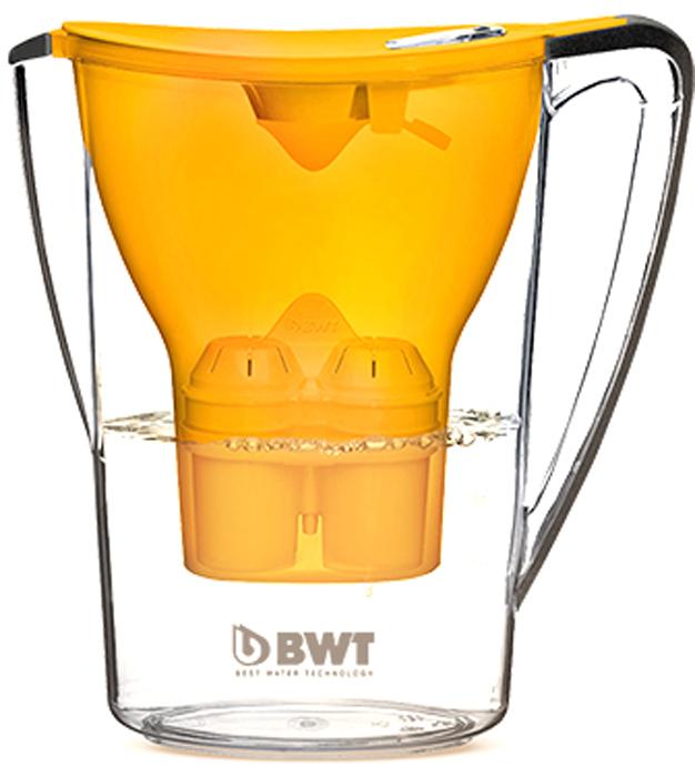 Фильтр-кувшин для доочистки воды BWT Пингвин, манговый фреш, 2,7 л9022001903310Инновационный фильтр-кувшин с запатентованной функцией обогащения воды магнием