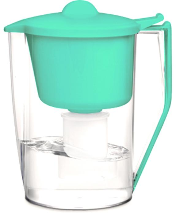 Фильтр-кувшин для очистки воды Барьер Классик, цвет: бирюзовый4601032993252Настольный фильтр-кувшин для очистки воды Барьер Классик изготовлен из безопасных материалов, рекомендованных для контакта с питьевой водой.Особенности: - Классическая круглая форма. - Защита от попадания загрязнений в отфильтрованную воду. Конструкция воронки защищает от попадания пыли в отфильтрованную воду. - Надежное резьбовое крепление кассеты к воронке кувшина исключает попадание неочищенной воды из воронки в отфильтрованную воду. - В комплект входит кассета Классик.