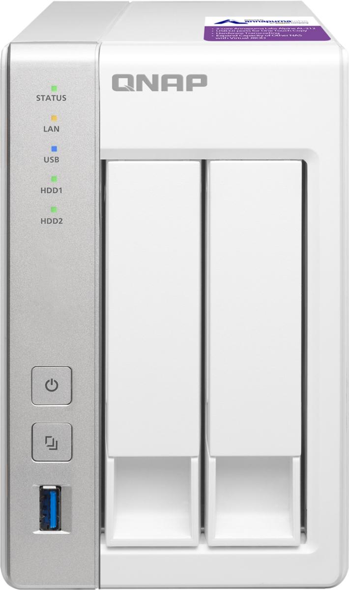 QNAP D2 20 ТБ сетевое хранилище