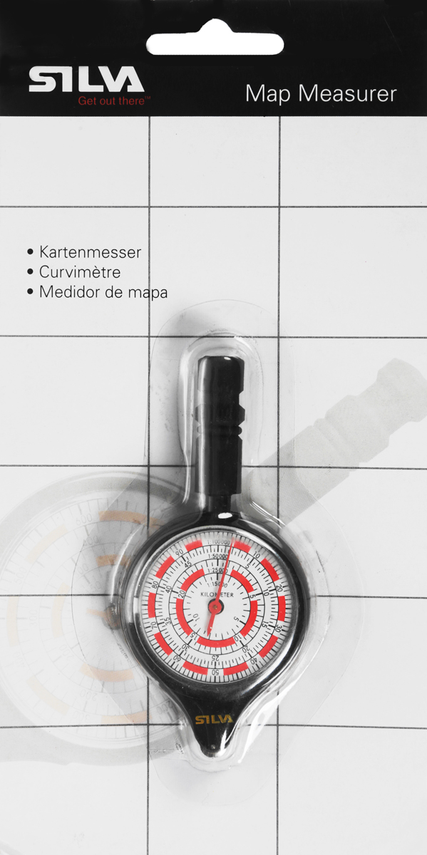 Курвиметр Silva Map Measurer, цвет: черный чехол silva compass case 36993 1