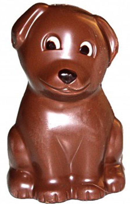 ШокоРуа Шоколадная фигурка Собачка символ года 2018, 70 г4627122213666Молочная, декорированная шоколадная фигурка. Символ 2018 года. Шоколад ручной работы – это, в первую очередь, превращение каждой конфеты и шоколадной фигурки в настоящее произведение искусства. Удовольствие от работы мастера, который готовит лично для вас!Мы решили вернуться к традициям шоколадных мастеров и готовить шоколад вручную! Так на свет появился бренд — ШокоРуа.Коллекции ШОКО РУА создаются благодаря творческой работе мастеров-шоколатье, эксклюзивному дизайну кондитерских изделий ручной работы, отбору лучших ингредиентов и строгому соблюдению технологии. Продукция мастерской отличаются высочайшим уровнем эстетики и непревзойденным исполнением деталей, что гарантируется системой контроля качества ШОКО РУА.Особой гордостью мастерской является ремесленный шоколад, изготавливаемый в традициях лучших шоколадных домов Европы.Все эти факторы превращают наш шоколад в продукт, который быстро находит своего ценителя. Вы сразу почувствуете разницу между ШокоРуа и всем остальным шоколадом, который вы пробовали ранее.Он очарует вас и непременно станет вашей маленькой тайной.