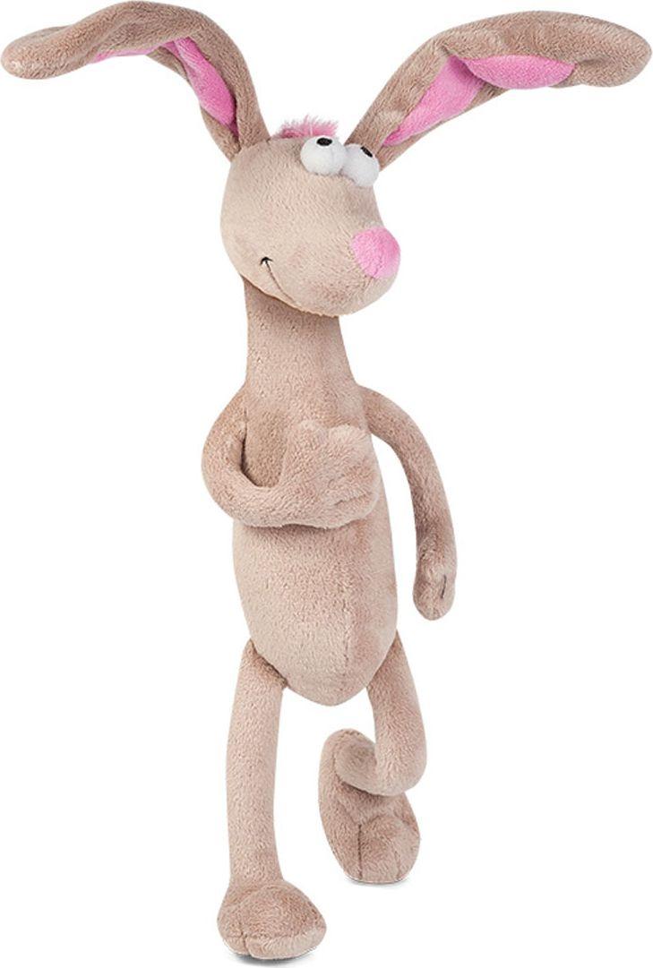 Гнутики Мягкая игрушка Зайка-Зазнайка 22 см simba мягкая игрушка плюшевый телефон 16 см