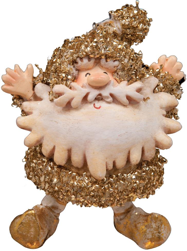 Украшение для интерьера новогоднее Erich Krause Санта Стильная бородка, 9 см34527Блестящий Санта необычен с точки зрения дизайна.Новогодние украшения всегда несут в себе волшебство и красоту праздника. Создайте в своем доме атмосферу тепла, веселья и радости, украшая его всей семьей.