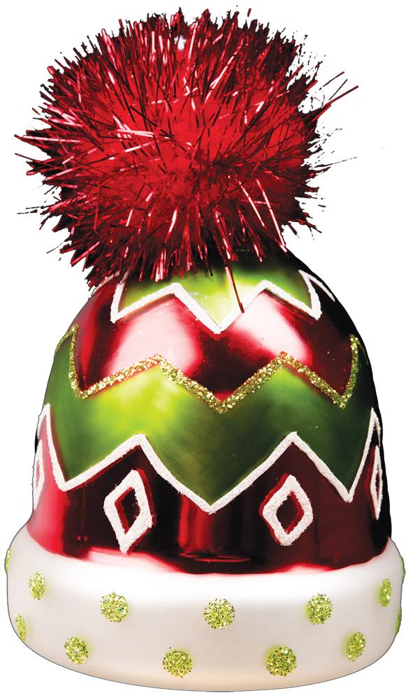 Украшение для интерьера новогоднее Erich Krause Новогодний помпон, 10 см36465Стеклянная шапочка с настоящим пумпоном, сделанная в классических новогодних цветах представлена в двух моделях. Выбор не предусмотрен. Новогодние украшения всегда несут в себе волшебство и красоту праздника. Создайте в своем доме атмосферу тепла, веселья и радости, украшая его всей семьей.