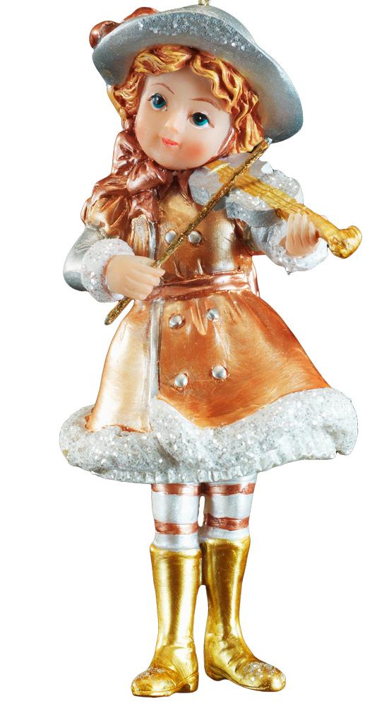 Украшение для интерьера новогоднее Erich Krause Юный музыкант, 11 см. 4388443884Фигурка Erich Krause Юный музыкант станет прекрасным украшением новогоднего интерьера.Изделие выполнено из полирезина.Новогодние украшения всегда несут в себе волшебство и красоту праздника. Создайте в своем доме атмосферу тепла, веселья и радости, украшая его всей семьей.
