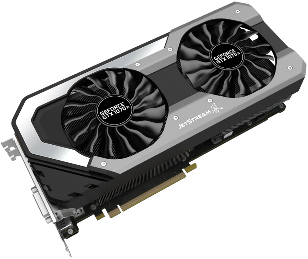 Palit GeForce GTX 1070 Ti JetStream 8GB видеокарта