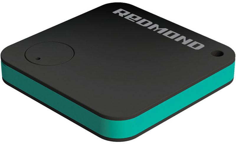 Redmond RFT-08S, Green Black умный трекерRFT-08S_зеленыйУмный трекер Redmond RFT-08S - инновационное и стильное устройство, которое обеспечивает сохранностьмелких вещей, дорожных сумок, а также безопасность маленьких детей и домашних животных. Достаточнозакрепить компактное устройство на ключах, ноутбуке, женской сумочке, собачьем ошейнике или положить его вкарман одежды, чтобы отслеживать положение трекера на карте в приложении Ready for Sky.Данная модель обладает следующими функциями: Подача сигнала со смартфона - эта функция поможет быстрее найти ключи или другие личные вещи; Отправление уведомлений при начале движения - можно без опаски отходить от ноутбука в кафе или другихобщественных местах; Сигнализация при выходе из зоны действия Bluetooth - во время прогулки легко узнать, например, что собакадалеко убежала от вас.Умный трекер позволит также управлять затвором камеры на смартфоне. Вы можете использовать его и вкачестве термометра - для определения температуры в помещении.Протокол передачи данных: Bluetooth v4.0Светодиодный индикатор Дальность связи в здании: до 15 м Дальность связи на улице: до 50 м Поддержка ОС: iOS - 8.0 или выше; Android - 4.3 Jelly Bean или выше