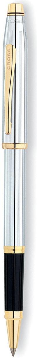 Cross Ручка-роллер Selectip Century II цвет корпуса серебристый золотистый3304Американская компания CROSS – один из старейших брендов среди производителей пишущих инструментов и деловых аксессуаров. Компания была основана в 1846 году ювелиром Ричардом Кроссом и изначально специализировалась на производстве роскошных ротом и серебром. На протяжении долгих лет пишущие инструек из драгоценных металлов и ювелирных корпусов для карандашей, тисненных золотом и серебром. На протяжении долгих лет пишущие инструменты CROSS остаются классическим выбором для подарка.Ручка CROSS — это оригинальный персонгальный подарок и неотъемлемый элемент вашего стиля.Это голос доверия,который создает долгосрочные отношения между людьми и обогащет смыслом драгоценные моменты.Каждая ручка CROSS имеет пожизненную механическую гарантию. Ручка-роллер Cross Century II, Medalist / АРТИКУЛ: 3304Корпус: хром. Отделка: хром / позолота 23К. Цвет: полированный хром / золото 23K. Механизм:съемный колпачок Цвет корпуса:серебряный, стальной Отделка элементов:золотой цвет Возможно ли сделать совершенство еще лучше? Вполне! И доказательство тому - коллекция Cross Century II. Дизайн их корпуса почти полностью повторяет линии коллекции Century Classic, а его верхняя часть по прежнему имеет традиционную коническую форму Главное отличие этой популярной коллекции увеличенный диаметр, который так удобен для руки.
