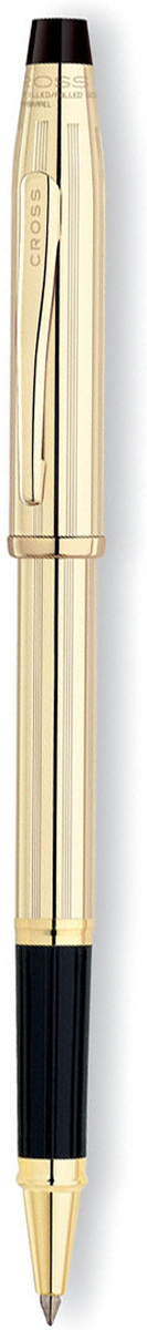Cross Ручка-роллер Selectip Century II цвет корпуса золотистый4504Американская компания CROSS – один из старейших брендов среди производителей пишущих инструментов и деловых аксессуаров. Компания была основана в 1846 году ювелиром Ричардом Кроссом и изначально специализировалась на производстве роскошных ротом и серебром. На протяжении долгих лет пишущие инструек из драгоценных металлов и ювелирных корпусов для карандашей, тисненных золотом и серебром. На протяжении долгих лет пишущие инструменты CROSS остаются классическим выбором для подарка.Ручка CROSS — это оригинальный персонгальный подарок и неотъемлемый элемент вашего стиля.Это голос доверия,который создает долгосрочные отношения между людьми и обогащет смыслом драгоценные моменты.Каждая ручка CROSS имеет пожизненную механическую гарантию. Ручка-роллер Cross Century II, 10Ct Rolled Gold / АРТИКУЛ: 4504Корпус: 10 К позолота. Отделка: 23 К позолота. Цвет: золотистый. Механизм:съемный колпачок Цвет корпуса:золотой, желтый Отделка элементов:золотой цвет Возможно ли сделать совершенство еще лучше? Вполне! И доказательство тому - коллекция Cross Century II. Дизайн их корпуса почти полностью повторяет линии коллекции Century Classic, а его верхняя часть по прежнему имеет традиционную коническую форму Главное отличие этой популярной коллекции увеличенный диаметр, который так удобен для руки.