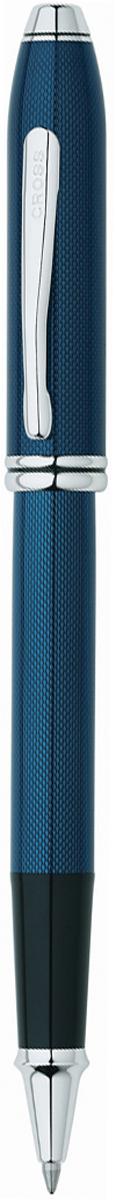 Cross Ручка-роллер Selectip Townsend цвет корпуса синий695-1Американская компания CROSS – один из старейших брендов среди производителей пишущих инструментов и деловых аксессуаров. Компания была основана в 1846 году ювелиром Ричардом Кроссом и изначально специализировалась на производстве роскошных ротом и серебром. На протяжении долгих лет пишущие инструек из драгоценных металлов и ювелирных корпусов для карандашей, тисненных золотом и серебром. На протяжении долгих лет пишущие инструменты CROSS остаются классическим выбором для подарка.Ручка CROSS — это оригинальный персонгальный подарок и неотъемлемый элемент вашего стиля.Это голос доверия,который создает долгосрочные отношения между людьми и обогащет смыслом драгоценные моменты.Каждая ручка CROSS имеет пожизненную механическую гарантию. Ручка-роллер Cross Townsend, Quartz Blue / АРТИКУЛ: 695-1Механизм: съемный колпачок. Корпус: ювелирная латунь. Особенности: возможно использование стержня маркера для документов или большого шарикового стержня. Отделка: оригинальная лазерная гравировка, современная мерцающая отделка лаком насыщенного синего цвета, тщательно отполированная вручную, отдельные элементы дизайна - родиевое покрытие. Цвет: лаковый синий / родиевое покрытие. Механизм:съемный колпачок Цвет корпуса:синий, голубой Отделка элементов:серебряный цвет Названная в честь основателя компании Алонзо Таунсенда Кросса, коллекция Cross Townsend - настоящий шедевр. В ней гармонично сочетаются ювелирное мастерство и самые передовые технологии. Это драгоценность в ваших руках. Отличительная черта коллекции - широкий диаметр корпуса пишущих инструментов и опоясывающие его двойные кольца.