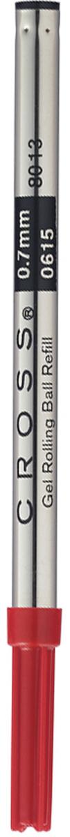 Cross Стержень для ручки-роллера стандартный средний цвет чернил красный parker стержень для ручки роллера цвет синий