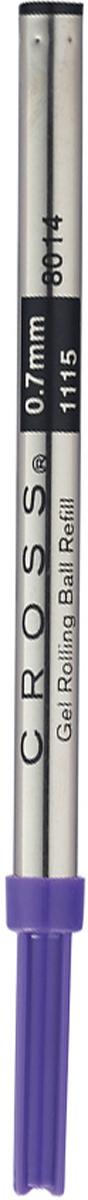 Cross Стержень для ручки-роллера стандартный средний цвет чернил фиолетовый