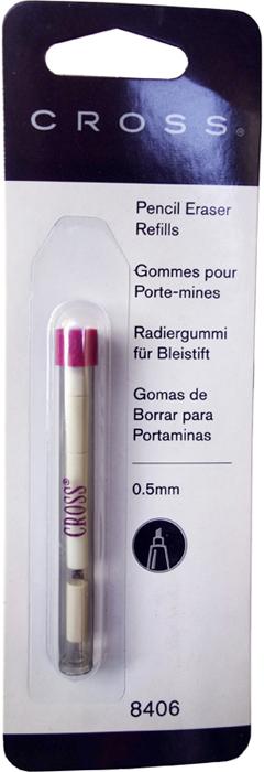 Cross Ластик для механического кассетного карандаша 0,5 мм 5 шт