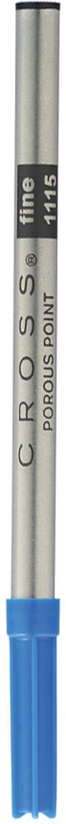 Cross Стержень капиллярный для роллеров Selectip тонкий 0,5 мм цвет чернил синий