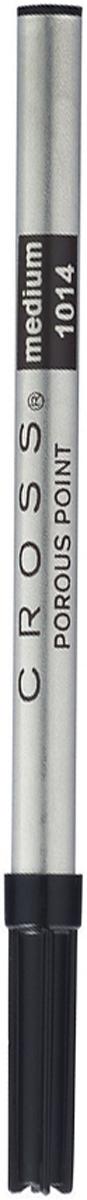 Cross Стержень капиллярный для роллеров Selectip средний 0,7 мм цвет чернил черный8443Стержень для ручки-роллера Cross обеспечивает четкие и яркие линии, не требует усилий при письме, чернила быстро высыхают. Толщина линии 0,7 мм.Подходит для ручек-роллеров Cross. Цвет чернил - черный.