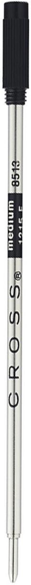 Cross Стержень шариковый тонкий цвет чернил черный8513Американская компания CROSS – один из старейших брендов среди производителей пишущих инструментов и деловых аксессуаров. Компания была основана в 1846 году ювелиром Ричардом Кроссом и изначально специализировалась на производстве роскошных ротом и серебром. На протяжении долгих лет пишущие инструек из драгоценных металлов и ювелирных корпусов для карандашей, тисненных золотом и серебром. На протяжении долгих лет пишущие инструменты CROSS остаются классическим выбором для подарка.Ручка CROSS — это оригинальный персонгальный подарок и неотъемлемый элемент вашего стиля.Это голос доверия,который создает долгосрочные отношения между людьми и обогащет смыслом драгоценные моменты.Каждая ручка CROSS имеет пожизненную механическую гарантию.Стержень Cross изготовлен американским производителем из качественных материалов и подходит для шариковых ручек с поворотным механизмом. Пишущий узел легко и мягко выводит на бумаге четкую и изящную линию без пропусков. Разработанная по особой фирменной технологии паста черного цвета имеет шелковистую консистенцию, не размазывается и долгое время не выгорает под солнечными лучами. Корпус выполнен из металла, благодаря чему чернила не протекут и не испарятся. Стержень Кросс выпускается в блистерной упаковке. Толщина линии, мм: 0.5 Цвет чернил: черный