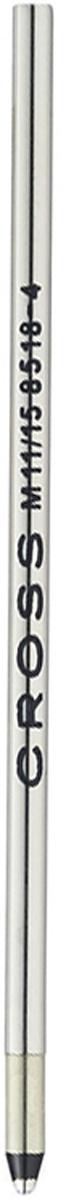Cross Стержень шариковый для ручки Tech3+ Tech4 средний цвет чернил черный 2 шт8518-4Шариковый стержень Cross выпускается в блистерной упаковке в количестве 2 штук и предназначен для многофункциональной ручки Tech3+ и Tech4. Миниатюрный корпус выполнен из металла и надежно сохраняет содержимое от протекания. Чернила насыщенного красного цвета имеют однородную консистенцию и не размазываются. Паста не выцветает от солнечных лучей, благодаря чему записи сохранятся на долгие годы. Пишущий узел средней толщины легко и мягко выводит на бумаге четкую, без пропусков линию, практически не прилагая усилий. Толщина линии, мм: 0.7.