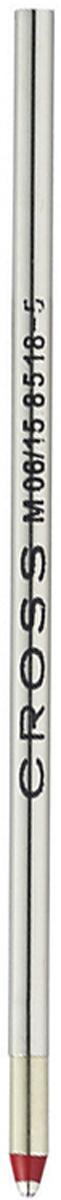 Cross Стержень шариковый для ручки CROSS средний цвет чернил красный 2 шт8518-5Американская компания CROSS – один из старейших брендов среди производителей пишущих инструментов и деловых аксессуаров. Компания была основана в 1846 году ювелиром Ричардом Кроссом и изначально специализировалась на производстве роскошных ротом и серебром. На протяжении долгих лет пишущие инструек из драгоценных металлов и ювелирных корпусов для карандашей, тисненных золотом и серебром. На протяжении долгих лет пишущие инструменты CROSS остаются классическим выбором для подарка.Ручка CROSS — это оригинальный персонгальный подарок и неотъемлемый элемент вашего стиля.Это голос доверия,который создает долгосрочные отношения между людьми и обогащет смыслом драгоценные моменты.Каждая ручка CROSS имеет пожизненную механическую гарантию.Стержень шариковый Cross для ручки Click предусмотрен для роллеров с системой Selectip. Расходный материал оснащен износостойким стальным наконечником со средним размером пишущего узла - 0,7 миллиметров. Технология плавной подачи гелевых чернил гарантирует нанесение чётких и чистых линий на бумаге. Запатентованный химический состав красящей жидкости обеспечивает стойкость написанного текста к выгоранию и истиранию. Стержень Кросс обеспечит бесперебойную и надежную работу любимой фирменной ручки. Изделие поставляется в блистере. Толщина линии, мм: 0.7 Цвет чернил: черный Упаковка: блистер