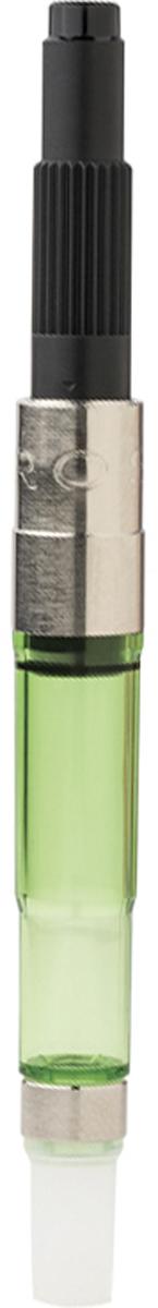 Cross Конвертор для перьевых ручек Townsend Aventura Coventry8751Американская компания CROSS – один из старейших брендов среди производителей пишущих инструментов и деловых аксессуаров. Компания была основана в 1846 году ювелиром Ричардом Кроссом и изначально специализировалась на производстве роскошных ручек из драгоценных металлов и ювелирных корпусов для карандашей, тисненных золотом и серебром. На протяжении долгих лет пишущие инструменты CROSS остаются классическим выбором для подарка.Ручка CROSS — это оригинальный персонгальный подарок и неотъемлемый элемент вашего стиля.Это голос доверия,который создает долгосрочные отношения между людьми и обогащет смыслом драгоценные моменты.Каждая ручка CROSS имеет пожизненную механическую гарантию.Конвертор Cross относится к заправочным инструментам. Емкость предназначена для заправки перьевых ручек серии Townsend. В механизме имеется винтовая резьба для закручивания, надежно защищающая жидкость от вытекания. Крепление устанавливается по типу картриджа. Конструкция пузырька удобна для самостоятельного заполнения корпуса чернилами. Конвертор имеет поршневую систему наполнения. Легкость использования дает возможность широкого применения данного изделия на практике. Бренд Cross сочетает дух новаторства и стремление к совершенству.