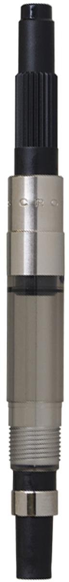 Cross Конвертор поршневой для перьевых ручек кроме Townsend8756Американская компания CROSS – один из старейших брендов среди производителей пишущих инструментов и деловых аксессуаров. Компания была основана в 1846 году ювелиром Ричардом Кроссом и изначально специализировалась на производстве роскошных ручек из драгоценных металлов и ювелирных корпусов для карандашей, тисненных золотом и серебром. На протяжении долгих лет пишущие инструменты CROSS остаются классическим выбором для подарка.Ручка CROSS — это оригинальный персонгальный подарок и неотъемлемый элемент вашего стиля.Это голос доверия,который создает долгосрочные отношения между людьми и обогащет смыслом драгоценные моменты.Каждая ручка CROSS имеет пожизненную механическую гарантию. Поршневой конвертор Cross незаменим при частом и интенсивном использовании перьевой ручки. Гораздо проще, быстрее и экономичней сделать заправку, чем покупать и пользоваться сменными картриджами. Простая конструкция, качественные материалы обеспечат быстрое и качественное наполнение чернилами. Необходимо опустить устройство во флакон и вращать рукоятку. Поднимающийся поршень оперативно заполнит резервуар и позволит сразу же приступить к письму. Возможно использовать чернила любого цвета. Конвертор Cross держит письменные принадлежности в чистоте и всегда готов к работе.
