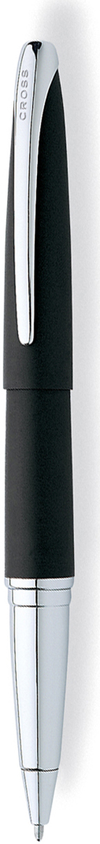 Cross Ручка-роллер Selectip ATX цвет корпуса матовый черный серебро cross ручка роллер selectip beverly черная цвет корпуса фиолетовый