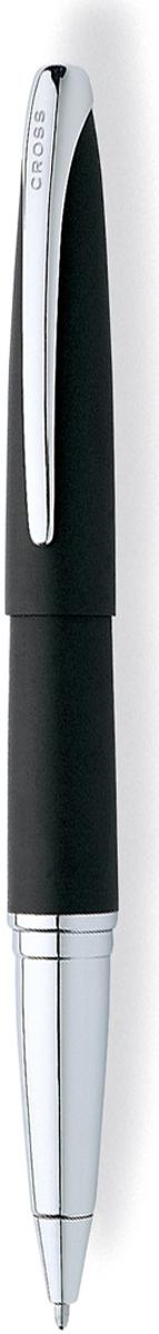 Cross Ручка-роллер Selectip ATX цвет корпуса матовый черный серебро ручка cross ручка роллер at0155 2