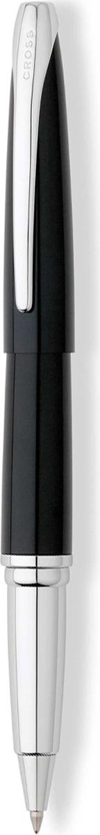 Cross Ручка-роллер Selectip ATX цвет корпуса черный серебро885-36Американская компания CROSS – один из старейших брендов среди производителей пишущих инструментов и деловых аксессуаров. Компания была основана в 1846 году ювелиром Ричардом Кроссом и изначально специализировалась на производстве роскошных ротом и серебром. На протяжении долгих лет пишущие инструек из драгоценных металлов и ювелирных корпусов для карандашей, тисненных золотом и серебром. На протяжении долгих лет пишущие инструменты CROSS остаются классическим выбором для подарка.Ручка CROSS — это оригинальный персонгальный подарок и неотъемлемый элемент вашего стиля.Это голос доверия,который создает долгосрочные отношения между людьми и обогащет смыслом драгоценные моменты.Каждая ручка CROSS имеет пожизненную механическую гарантию. Ручка-роллер Cross ATX, Black Lacquer CT / АРТИКУЛ: 885-36 Модель 2012 годаКорпус: ювелирная латунь. Механизм: съемный колпачек. Отделка: современная отделка высокопрочным черным лаком, отдельные элементы дизайна - зеркальный хром. Размеры ручки: длина -138,2 мм, максимальная ширина (диаметр) - 13,1 мм. Вес ручки: 27 гр. Цвет: лаковый черный / хром. Особенности: используются стандартные стержни для ручек-роллеров Cross, возможно использовать специальный шариковый стержень с увеличенным объемом Jumbo.Новые пишущие инструменты из коллекции Cross ATX имеют обтекаемую форму и широкий клип эллиптической формы. Навеянные эстетикой XXI века плавные линии и современный дизайн, созданного по бесшовной технологии, корпуса придают этим ручкам неповторимый стиль. Это профессиональный выбор модных цветовых решений и стиля. Оригинальная лакированная отделка дополнена хромированными элементами с родиевым покрытием.