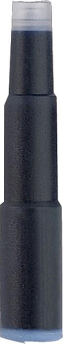Cross Картридж для перьевой ручки цвет синий черный 6 шт8924Американская компания CROSS – один из старейших брендов среди производителей пишущих инструментов и деловых аксессуаров. Компания была основана в 1846 году ювелиром Ричардом Кроссом и изначально специализировалась на производстве роскошных ручек из драгоценных металлов и ювелирных корпусов для карандашей, тисненных золотом и серебром. На протяжении долгих лет пишущие инструменты CROSS остаются классическим выбором для подарка.Ручка CROSS — это оригинальный персонгальный подарок и неотъемлемый элемент вашего стиля.Это голос доверия,который создает долгосрочные отношения между людьми и обогащет смыслом драгоценные моменты.Каждая ручка CROSS имеет пожизненную механическую гарантию. Картридж Cross 8924 для перьевой ручки Цвет: синий/черный Количество в упаковке: 6 шт Описание Картридж 8924 подходит для всех моделей перьевых ручек Cross. Американская компания Cross, впервые появившаяся на рынке письменных принадлежностей почти два столетия назад, предоставляет своим покупателям только высококачественный товар. Специалисты компании рекомендуют использовать только оригинальные расходные материалы - только в этом случае владельцы ручек этого производителя могут получить отличное качество