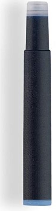 Cross Картридж для перьевой ручки Classic Century Spire цвет синий 6 шт8929-2Чтобы перьевая ручка в любой момент была готова к созданию письменных шедевров, нужно использовать только фирменные расходные материалы. Чернильные картриджи Cross – это набор из 6 цилиндрических пластиковых резервуаров одноразового применения. Яркий и насыщенный синий цвет краски идеально подходит для классического письма. Качественные и стойкие чернила средней вязкости моментально высыхают на бумаге. Картриджи Кросс предназначены для всех тонких моделей ручек из коллекции Classic Century и Spire.