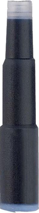 Cross Картридж для перьевой ручки смываемый цвет синий 6 шт ручки cross 695 1