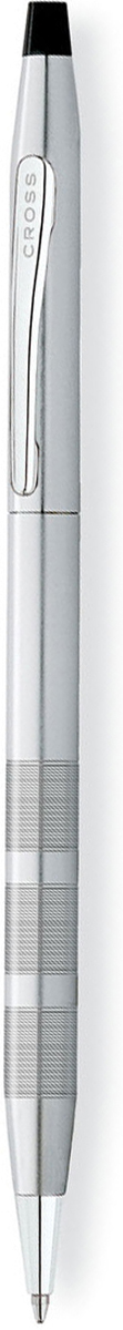 Cross Ручка шариковая Century Classic цвет корпуса темно-серебристый