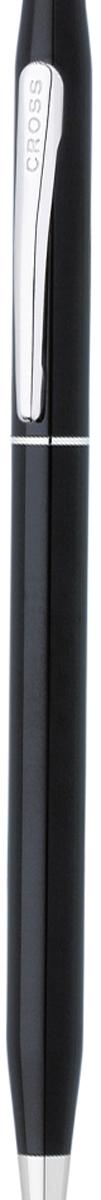 Cross Ручка шариковая Century Classic цвет корпуса черныйAT0082-77Американская компания CROSS – один из старейших брендов среди производителей пишущих инструментов и деловых аксессуаров. Компания была основана в 1846 году ювелиром Ричардом Кроссом и изначально специализировалась на производстве роскошных ротом и серебром. На протяжении долгих лет пишущие инструек из драгоценных металлов и ювелирных корпусов для карандашей, тисненных золотом и серебром. На протяжении долгих лет пишущие инструменты CROSS остаются классическим выбором для подарка.Ручка CROSS — это оригинальный персонгальный подарок и неотъемлемый элемент вашего стиля.Это голос доверия,который создает долгосрочные отношения между людьми и обогащет смыслом драгоценные моменты.Каждая ручка CROSS имеет пожизненную механическую гарантию. Ручка шариковая Cross Century Classic, Black Lacquer ST / АРТИКУЛ: AT0082-77Механизм: поворотного действия. Корпус: ювелирная латунь. Система заправки: стандартные стержни Сross для шариковых ручек. Отделка: тщательно отполированное многослойное покрытие высококачественным лаком глубокого черного цвета, отдельные элементы дизайна - зеркальный хром. Цвет: лаковый черный. Размеры ручки: длина - 134 мм, максимальная ширина (диаметр) - 73 мм. Вес ручки: 14 гр. Особенности: необычайно тонкая стильная ручкавысоконадежный механизм поворотного действия (Twist) Механизм:поворотного действия Цвет корпуса:Черный Отделка элементов:серебряный цвет Толщина корпуса:ТонкаяКоллекция ручек Cross Classic Century - это настоящая легенда. Впервые выпущенная в 1946 году, эта коллекция является олицетворением совершенства Cross. Выполненные в традиционном стиле, с легко узнаваемой верхней частью конической формы, прекрасно сбалансированные пишущие инструменты обеспечивают непревзойденное удобстве при письме.