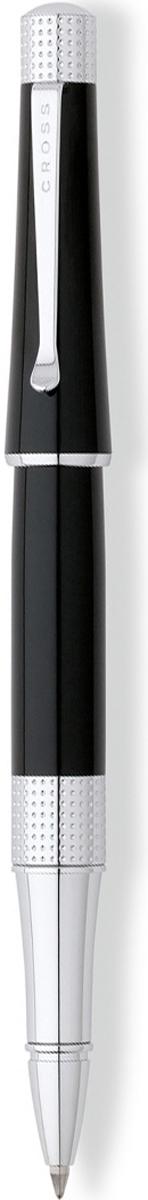 Cross Ручка-роллер Selectip Beverly черная цвет корпуса черныйAT0495-4Cross Ручка-роллер Selectip Beverly черная цвет корпуса черный